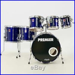 Premier Sapphire Projectors 6-Piece Drumset