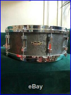 REMO Gold Crown Series drum set