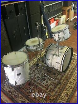 Rare Sonor Drum Set