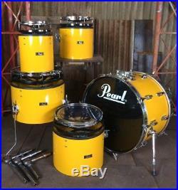 Rare Vintage Pearl Vari Pitch Drum Set Used Drum Sets
