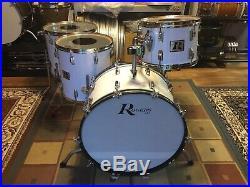 Rogers 1970s 4pc Big R Drum Set NiCe