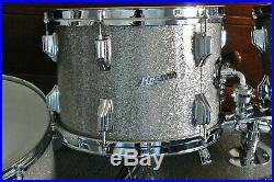 Rogers Holiday Londoner Drum Set 69- 70 Vintage Excellent New Pics