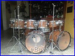 Rogers XP-8, Professional Drum set