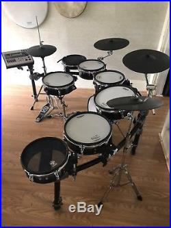 Roland TD-20 V-drum Electronic Drum Set Complete with Extras