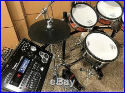 Roland TD-30 Electronic V Drum Set with KD-140 Extras td30