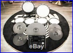 Roland TD-50K V-Drum Set with extras! Used