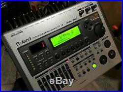 Roland TD20 Electronic V Drum Set TD-20 Extras