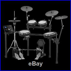 Roland V-Drums TD-25KVS Electronic Drum Set with Drum Module and Mesh-Head Pads