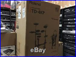 Roland V Drums TD-4 KP Portable Electronic V Drum Set in box //ARMENS//