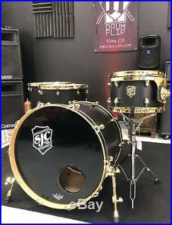 SJC Custom Drums 4pc Tour Series Artist Drum Set