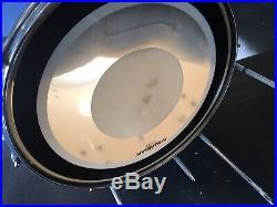 Slingerland Espresso Cocktail drum set