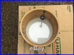 Slingerland Vintage 3 Piece Drum Set Kit 3-ply Maple 24 Bass, 16 Floor 13 tom