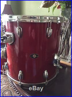 Slingerland drum set Plus Sabian Cymbal Set. From 1960's And 1970's