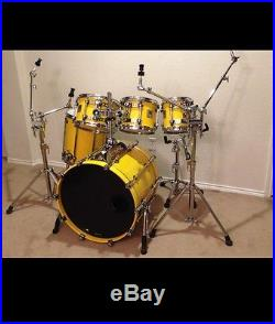 Sonor Designer Series Maple Light Drum Set Collectors Item