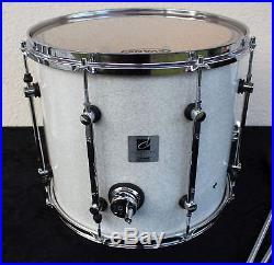 Sonor Designer Shell set 10,12,16FT, 20BD Maple light white sparkle