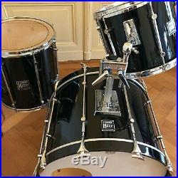 Sonor Hilite Drumset Shellset 24,13,16