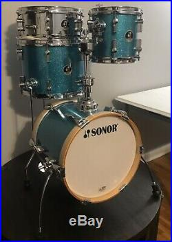 Sonor Martini Drum Set Mini Compact Be Bop Kit