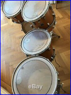 Sonor Phonic Drumset Shellset 24,14,15,16,18 TOP