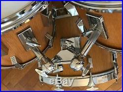 Sonor Phonic Genuine Oak Veneer Drumset Shellset 22,13,14,16