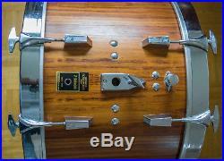 Sonor Phonic Rosewood Goldbadge Set vintage rare Sammlerzustand sehr gut