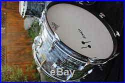 Sonor Teardrop shell set 12,13,16FT, 22BD