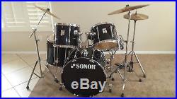 Sonor drum set