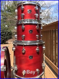 Tama Anniversary 1982 Royalstar Drum Set With Hoshino Camco Lugs Vintage Used Drum Sets