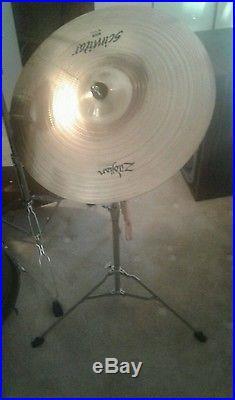 TAMA Imperialstar Vintage 8 peice Drum Set, 8 Cymbals, Stands & Accessories
