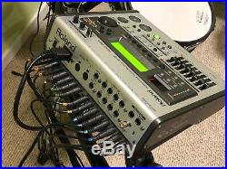TD-20 Roland Electronic V Drum Set TD20