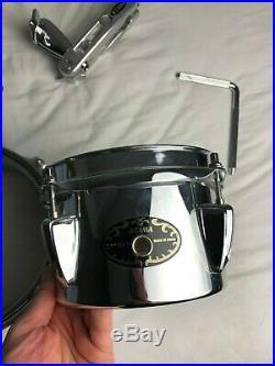 Tama Steel Mini-Tymps Drum Set Pair 6 + 8 USED