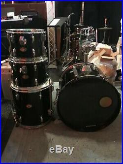 Tama Swingstar 4-Piece Drum Set with Dual Tom Holder (Used) IG782