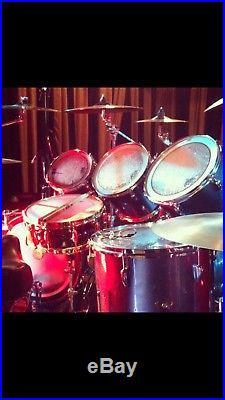 Tama Swingstar 7 piece drumset