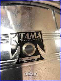 Tama Swingstar 7pc Drum Set Circa 1970's Vintage