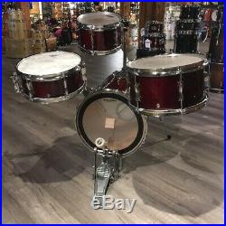 Used Yamaha Rick Marotta Hipgig Drum Set with Hardware & Bags