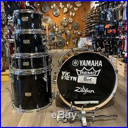 Used Yamaha Stage Custom Birch 5pc Drum Set