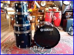 Used Yamaha Tour Custom Drum Set 10,12,14,16,22