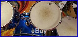 Vintage 1969 Ludwig Drum Set