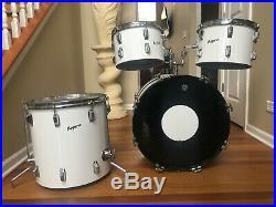 Vintage Rogers Drum Set 1972 Excellent Condition