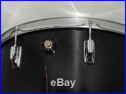 Vintage Tama 16 x 18 Imperialstar Drum Set Floor Tom Drum Black