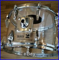 Vintage Zickos 1969-1971 Model 400 Original Drum Set