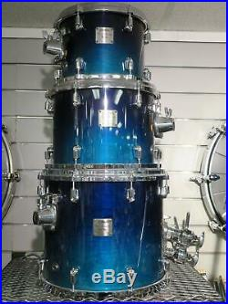 Yamaha 4pc Birch Custom Absolute Nouveau Drumset