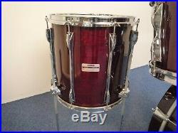 Yamaha 9000 Recording Custom BOP drumset 18-10-12-14, made in Japan