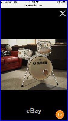 Yamaha Al foster hip Gig Sr Cocktail Drum Set