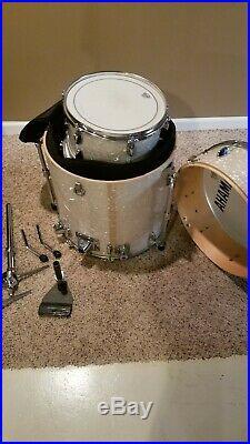 Yamaha Al foster hip Gig Sr Drum Set