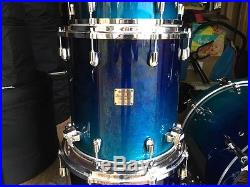 Yamaha Birch Custom Absolute 5-Piece Drum Set