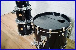 Yamaha Birch Custom Absolute drum set kit Japan made good condition-drums