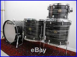 Yamaha Club Custom Drum Set 13/16/18/22 Black Swirl