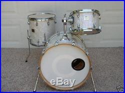 Yamaha Custom Absolute Beech 3 piece drum set