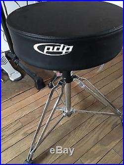 Yamaha Dtx 430k Electronic Drum Set With Pdp Series 800