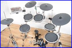 Yamaha DTXtreme IIs digital electronic drum set kit Excellent